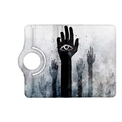 Hand Eye Vector  Kindle Fire Hd (2013) Flip 360 Case by amphoto
