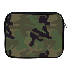 Military Spots Texture Background  Apple Ipad 2/3/4 Zipper Cases by amphoto
