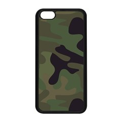 Military Spots Texture Background  Apple Iphone 5c Seamless Case (black) by amphoto