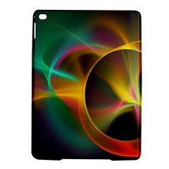 Light Color Line Smoke Ipad Air 2 Hardshell Cases by amphoto