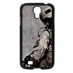 Cool Military Military Soldiers Punisher Sniper Samsung Galaxy S4 I9500/ I9505 Case (black) by amphoto