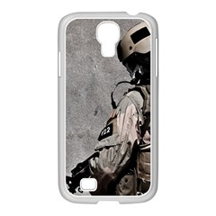 Cool Military Military Soldiers Punisher Sniper Samsung Galaxy S4 I9500/ I9505 Case (white) by amphoto