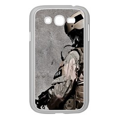 Cool Military Military Soldiers Punisher Sniper Samsung Galaxy Grand Duos I9082 Case (white) by amphoto