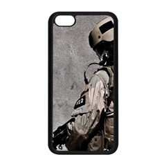 Cool Military Military Soldiers Punisher Sniper Apple Iphone 5c Seamless Case (black) by amphoto
