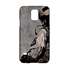 Cool Military Military Soldiers Punisher Sniper Samsung Galaxy S5 Hardshell Case  by amphoto