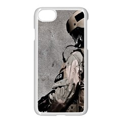 Cool Military Military Soldiers Punisher Sniper Apple Iphone 7 Seamless Case (white) by amphoto