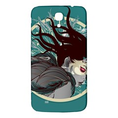 Angel Wings Paint  Samsung Galaxy Mega I9200 Hardshell Back Case by amphoto