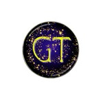 0Alphabet-GT Hat Clip Ball Marker