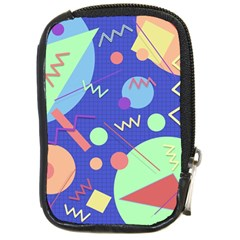 Memphis #42 Compact Camera Cases by RockettGraphics
