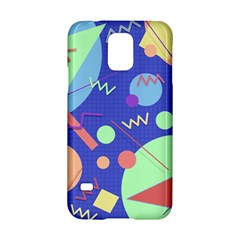 Memphis #42 Samsung Galaxy S5 Hardshell Case  by RockettGraphics