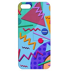 Memphis #10 Apple Iphone 5 Hardshell Case With Stand by RockettGraphics