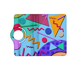 Memphis #10 Kindle Fire Hd (2013) Flip 360 Case by RockettGraphics