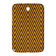 Chevron Brown Retro Vintage Samsung Galaxy Note 8 0 N5100 Hardshell Case