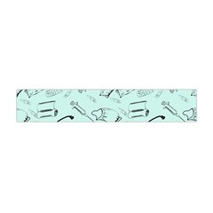 Pattern Medicine Seamless Medical Flano Scarf (mini) by Nexatart