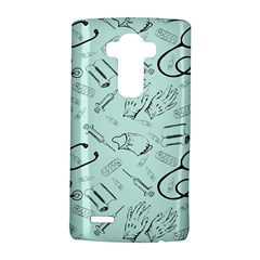 Pattern Medicine Seamless Medical Lg G4 Hardshell Case