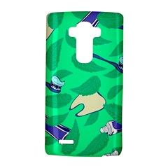 Pattern Seamless Background Desktop Lg G4 Hardshell Case by Nexatart
