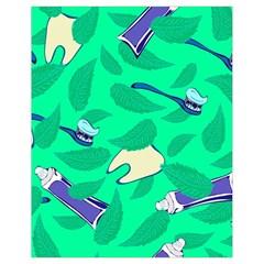 Pattern Seamless Background Desktop Drawstring Bag (small)