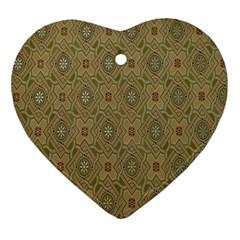 P¨|cs Hungary City Five Churches Ornament (heart)