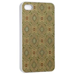 P¨|cs Hungary City Five Churches Apple Iphone 4/4s Seamless Case (white)