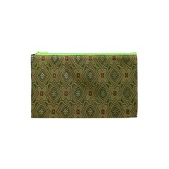 P¨|cs Hungary City Five Churches Cosmetic Bag (xs) by Nexatart