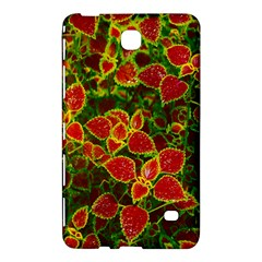 Flower Red Nature Garden Natural Samsung Galaxy Tab 4 (8 ) Hardshell Case  by Nexatart