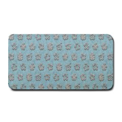 Texture Background Beige Grey Blue Medium Bar Mats