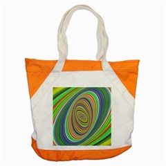 Ellipse Background Elliptical Accent Tote Bag