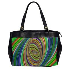 Ellipse Background Elliptical Office Handbags