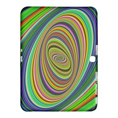 Ellipse Background Elliptical Samsung Galaxy Tab 4 (10 1 ) Hardshell Case