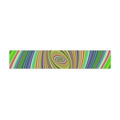 Ellipse Background Elliptical Flano Scarf (mini) by Nexatart