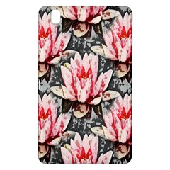 Water Lily Background Pattern Samsung Galaxy Tab Pro 8 4 Hardshell Case