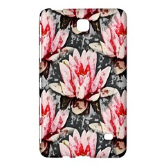 Water Lily Background Pattern Samsung Galaxy Tab 4 (7 ) Hardshell Case
