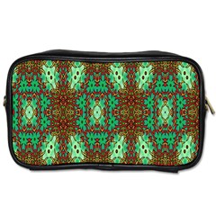 Art Design Template Decoration Toiletries Bags by Nexatart