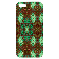 Art Design Template Decoration Apple Iphone 5 Hardshell Case by Nexatart