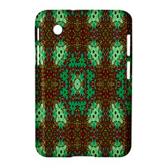 Art Design Template Decoration Samsung Galaxy Tab 2 (7 ) P3100 Hardshell Case  by Nexatart