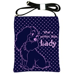 Lady Shoulder Sling Bag by mundanemagicco