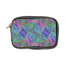Spiral Pattern Swirl Pattern Coin Purse by Nexatart