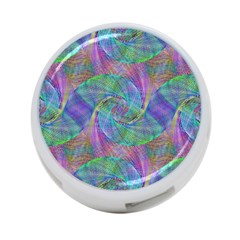 Spiral Pattern Swirl Pattern 4 Port Usb Hub (two Sides)  by Nexatart