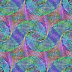 Spiral Pattern Swirl Pattern Magic Photo Cubes