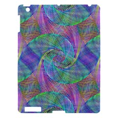 Spiral Pattern Swirl Pattern Apple Ipad 3/4 Hardshell Case by Nexatart