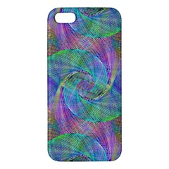 Spiral Pattern Swirl Pattern Apple Iphone 5 Premium Hardshell Case