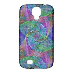 Spiral Pattern Swirl Pattern Samsung Galaxy S4 Classic Hardshell Case (PC+Silicone)