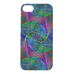 Spiral Pattern Swirl Pattern Apple iPhone 5S/ SE Hardshell Case