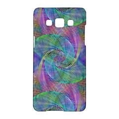 Spiral Pattern Swirl Pattern Samsung Galaxy A5 Hardshell Case