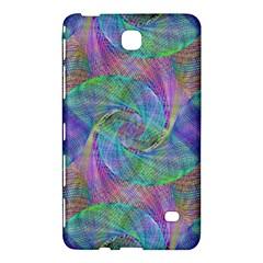 Spiral Pattern Swirl Pattern Samsung Galaxy Tab 4 (8 ) Hardshell Case