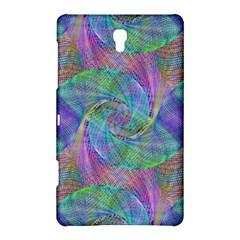 Spiral Pattern Swirl Pattern Samsung Galaxy Tab S (8.4 ) Hardshell Case