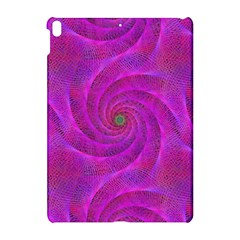Pink Abstract Background Curl Apple Ipad Pro 10 5   Hardshell Case