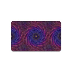 Pattern Seamless Repeat Spiral Magnet (name Card)