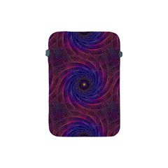 Pattern Seamless Repeat Spiral Apple Ipad Mini Protective Soft Cases by Nexatart