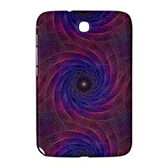 Pattern Seamless Repeat Spiral Samsung Galaxy Note 8 0 N5100 Hardshell Case